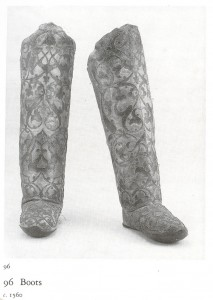 Ottoman Boots 16thc